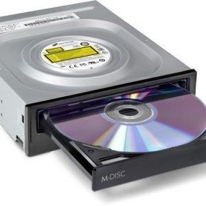 Interní DVD vypalovačka Hitachi GH24NSD5, černá