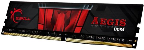 G.SKILL 16GB KIT DDR4 SDRAM 3200MHz CL16 Gaming series Aegis