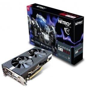SAPPHIRE Nitro PLUS Radeon RX 580 4GB