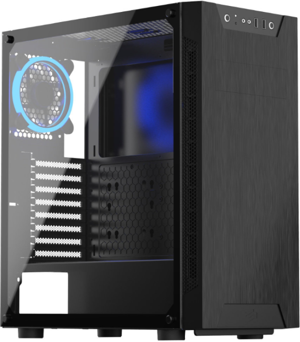 PC skříň SilentiumPC Armis AR5 TG
