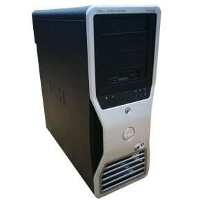 Dell 7400, 1x x5482 3,2 Ghz, 4 jadro, 8GB DDR, 500GB HDD, 120GB SSD