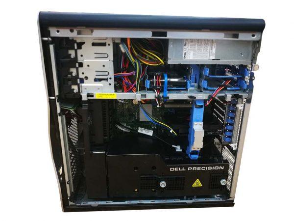 Dell 7400, 1x x5482 3,2 Ghz, 4 jadro, 8GB DDR, 500GB HDD, 120GB SSD