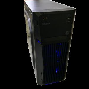 RX560 4gb, 4GB DDR4, 1 TB HDD+120 GB SSD