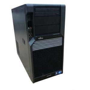 Fujitsu siemens Celsius R570, 2x CPU – E5506, SSD 120GB, RX560 4GB