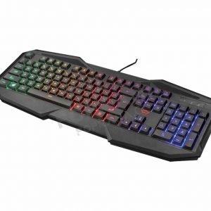 Trust GXT 830-RW Avonn Gaming Keyboard CZ/SK