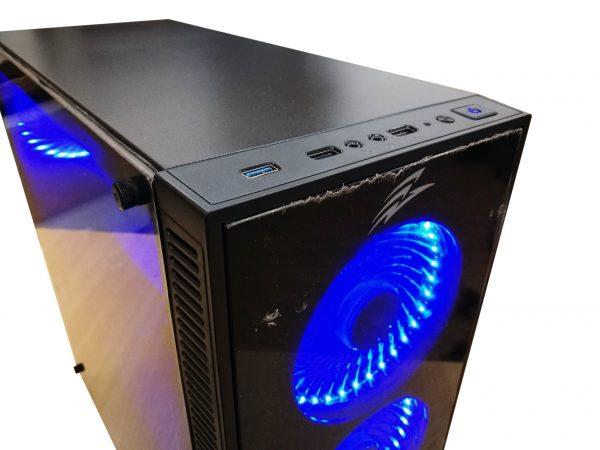 Asus Turbo GTX 1080 8GB, i7 6700, 16GB DDR4, 480 SSD + HDD
