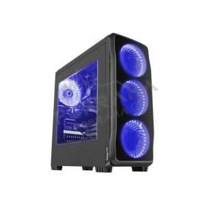 Herní levné PC I – RX 580 4GB / DDR4 16GB / i3-10100F 4,2 GHz / SSD 240GB / 1TB HDD