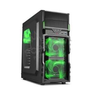 Sharkoon VG5 – 9 generace 9400F 4,1 GHz, RTX 2060 6GB, SSD + HDD