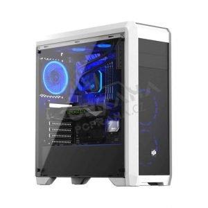 Das leistungsstärkste Gaming PC Regnum RG4TF / i9 9900T / 1 TB SSD / 4 TB HDD / 32 GB DDR4 / MSI RTX 2080 8 GB