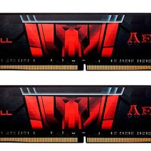 G.SKILL 16GB KIT DDR4 3000MHz CL16 Gaming series Aegis memory