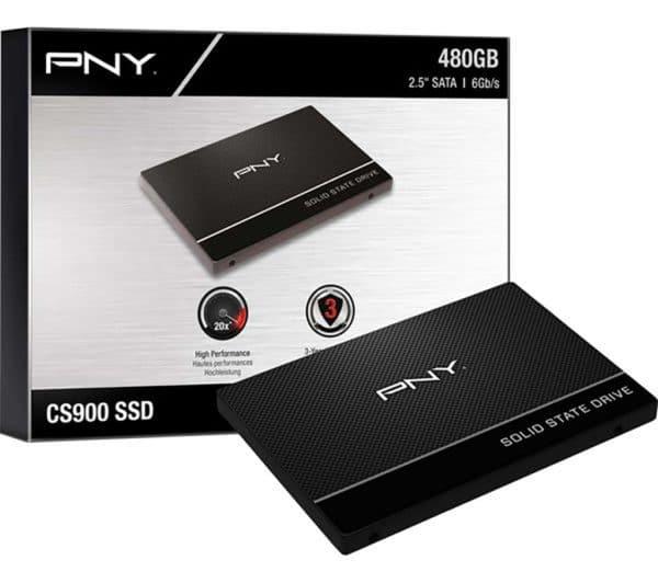 SSD PNY 240 GB CS900 – zastarale