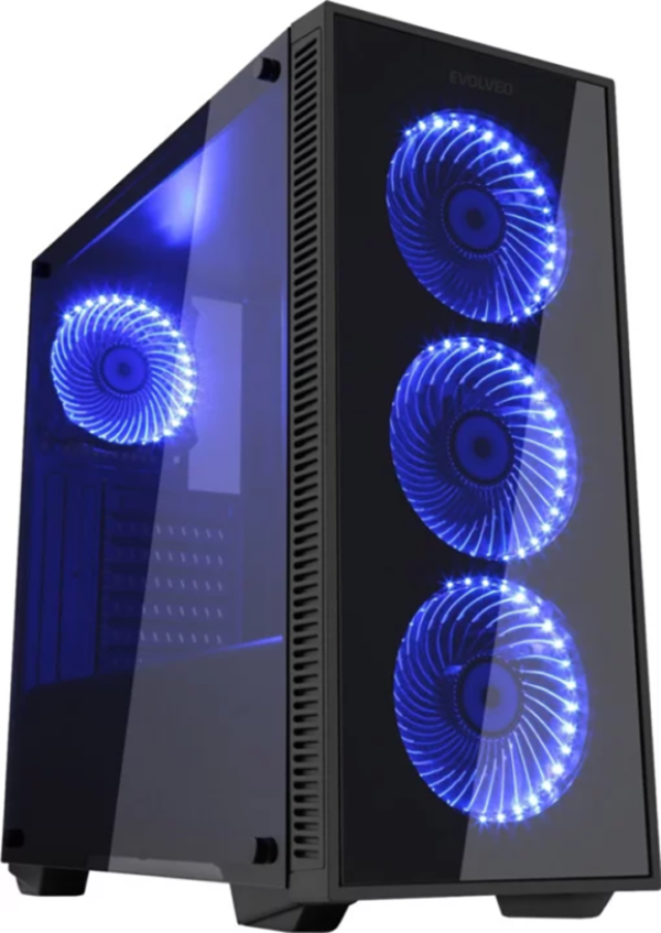 Konfigurátor: Herní PC designová volba AMD+NVIDIA+Intel
