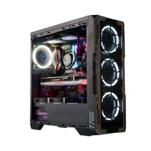 Master T7000 / X570 / 32GB DDR4 3200MHz / M.2 2100 MB/s / RX 5700 8G GDDR6 / RYZEN 7