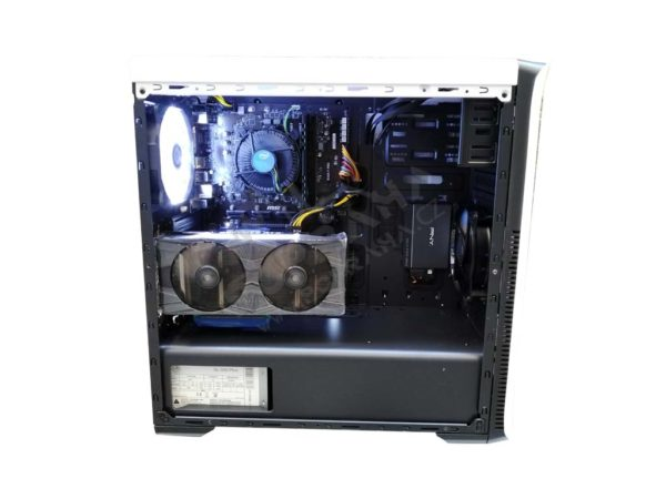 Gaming PC / i5-9400F / RTX 2060 SUPER 8GB / 480GB / 16GB