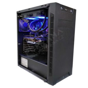 Herní PC / i7 8700 es / 16GB DDR4 3200MHz / 512GB SSD / XFX RX 5700 Ultra / 2TB HDD top