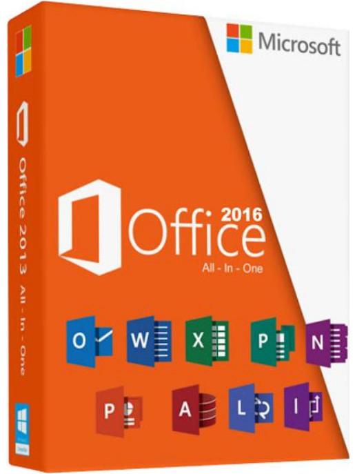 MS Office 2016 Professional PLUS