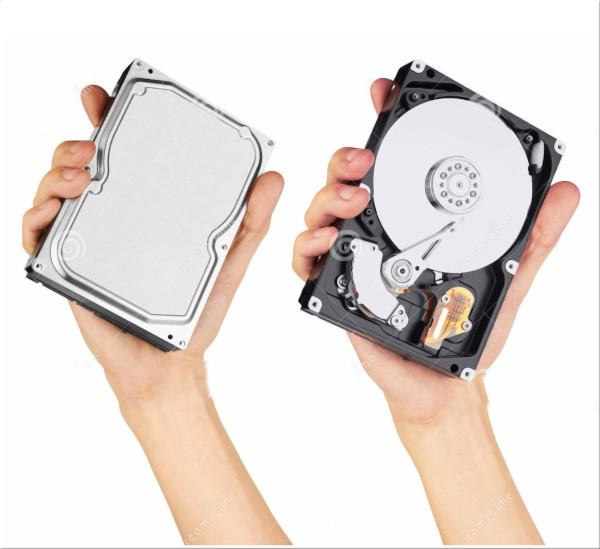 Vlastné pevný disk pre dáta - prineste si pevný disk