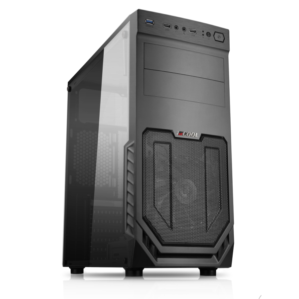 Herní Pc NVIDIA top do 20000 KC / Intel i5-9400F / GTX 1660 / 16GB DDR4 / 480GB SSD + 2 TB HDD/ WIN10