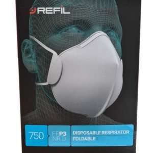 Atemschutzgerät Nachfüllen FFP3 750 NR D ohne Ventil