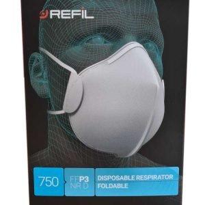 Respirátor Refil FFP3 750 NR D bez ventilu