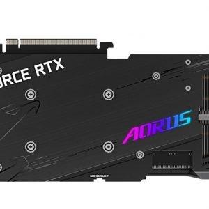 GIGABYTE Aorus Master RTX 3070 8G, GDDR6