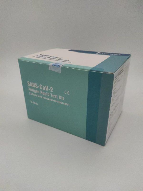 SARS-CoV-2 Antigen Rapid Test Kit 25ks