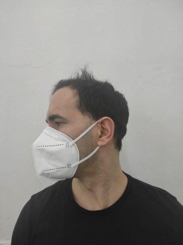 Respirátor Zhishan FFP2 NR (6 ks)