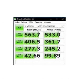 Samsung 860 EVO 500GB, MZ-76E500B/EU