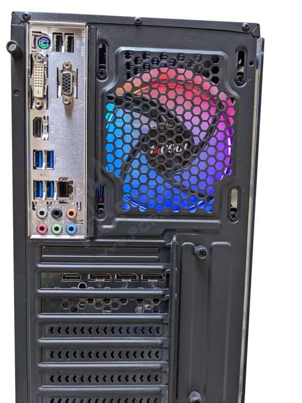 Mega herní stolní počítač – RTX 3060 12GB
