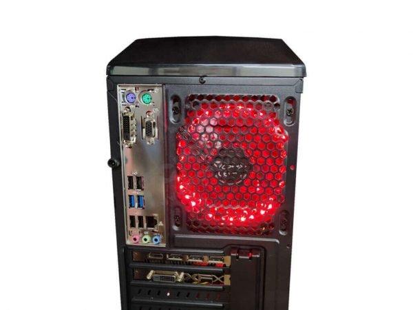 Nejlevnější Herní PC i3 – 2021 sestava / DDR4 8GB / i3-10105F / RX 580 / SSD