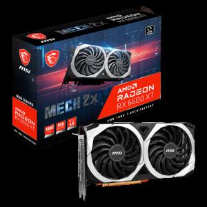 Radeon RX 6600 XT MECH 2X 8G