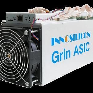 Těžba kryptomeny GRIN – Innosilicon G32-500 (100 GPS)